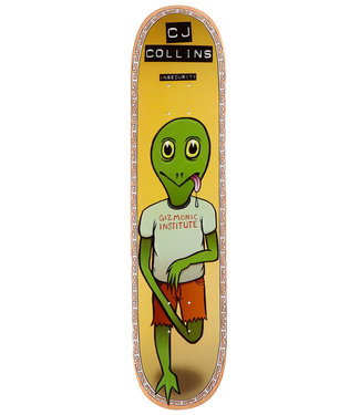 TOY MACHINE Collins Insecurity Deck - 7.75