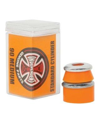 INDEPENDENT Standard Cylinder Cushions - Orange Medium 90a