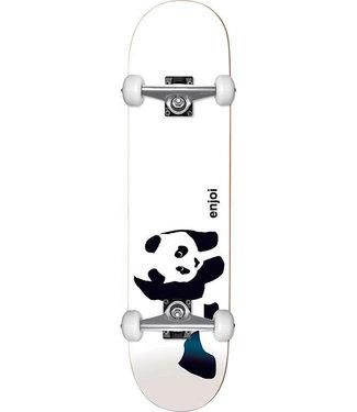 Whitey Panda Complete White - 7.75