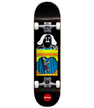 ALMOST Puppet Master Complete Black - 8.125