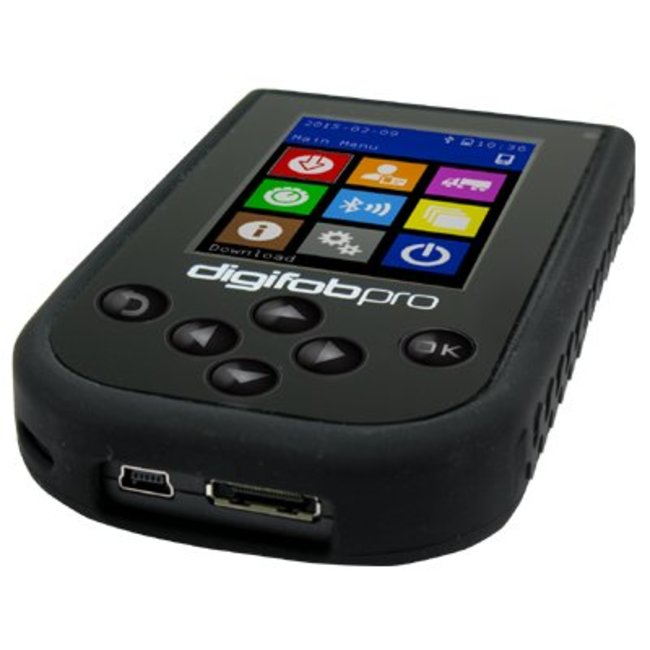 TachoSYS digifobpro - Next Generation Tachograph Downloading and Analysis