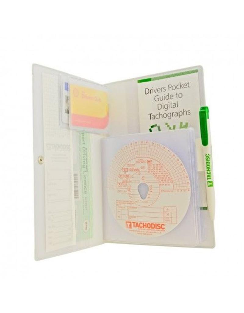 Tachograph Combi Wallet