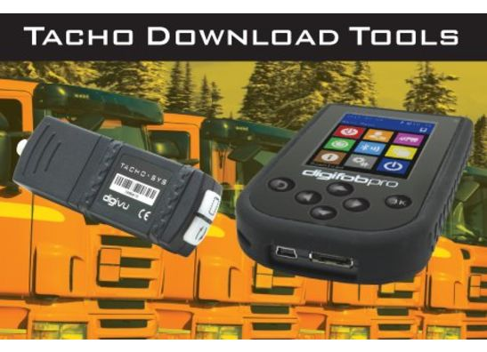 TachoSys Download Devices
