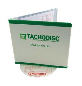 Tachodisc Driver Hardback Wallet