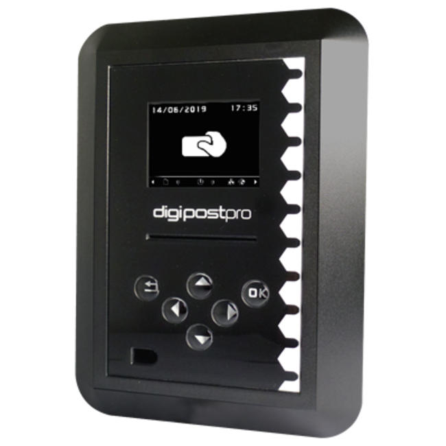 TachoSYS digipostpro - 3G or LAN Options Available