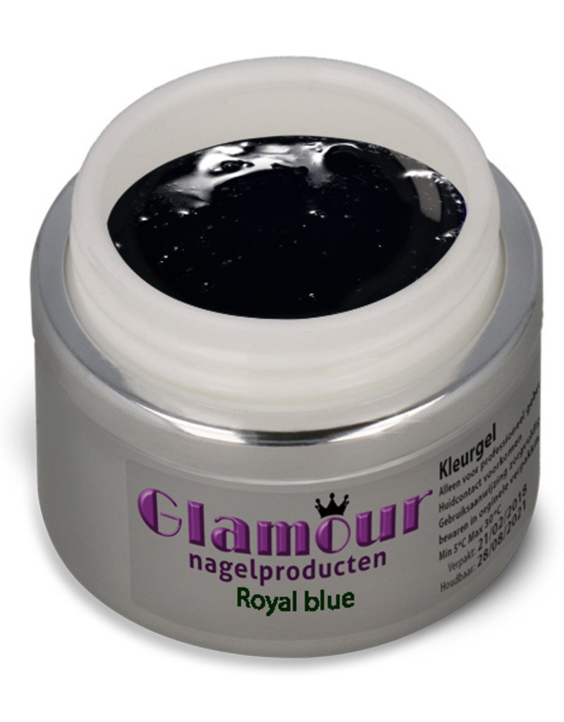 Kleurgel Royal Blue