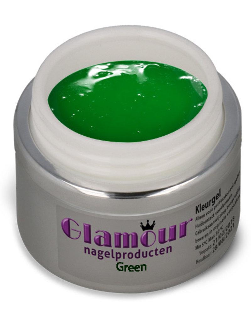 Kleurgel Neon Green