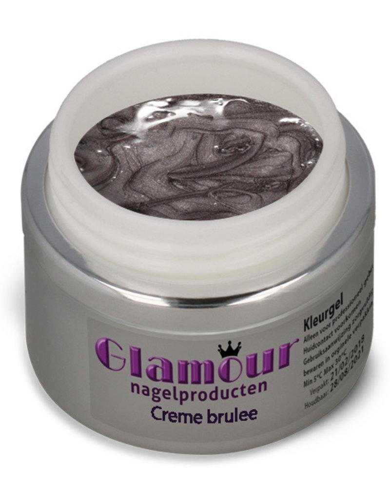 Kleurgel Metallic Crème Brûlée