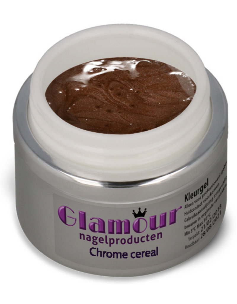 Colorgel Metallic Chrome Cereal