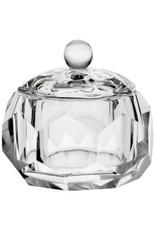 Glass Dappendish Round