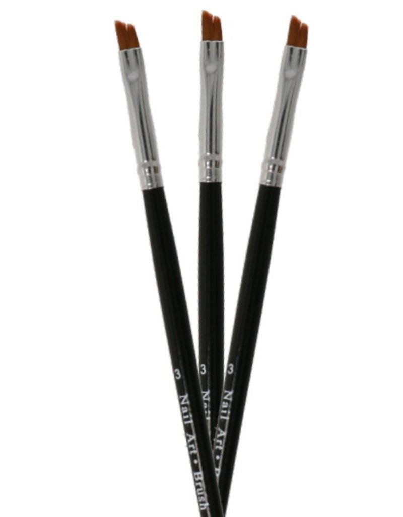 Gel Brush Slanted NR 3