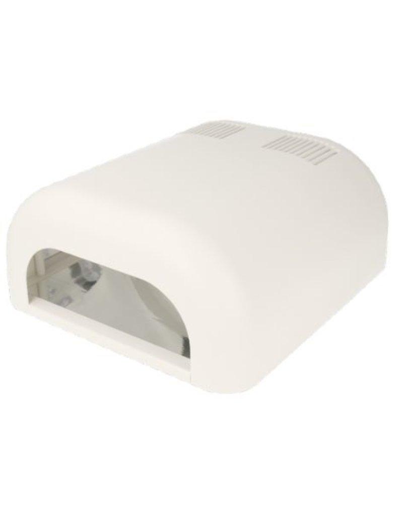 UV-Lamp Professional White 4 Bulbs