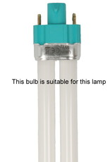UV-Lamp Rose 1 Buis