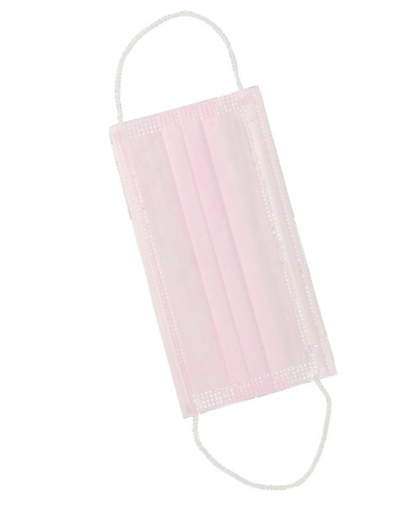 Dust Mask Pink 10 pcs