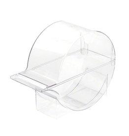 Empty Nail Pads Box