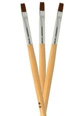 Gel Brush Wood NR 8