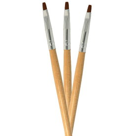 Gel Brush Wood NR 4