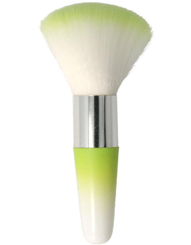 Nail Dust Brush Lime