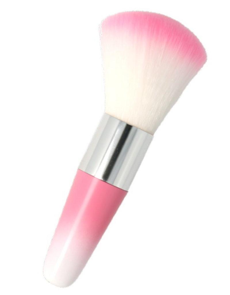 Stofkwast Pink