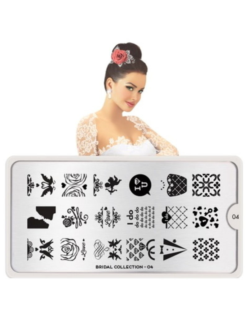 Moyou Bridal Plate Collection 04