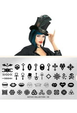 Moyou Gothic Plate Collection 02