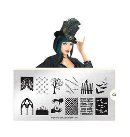 Moyou Gothic Plate Collection 04