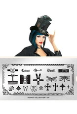 Moyou Gothic Plate Collection 06