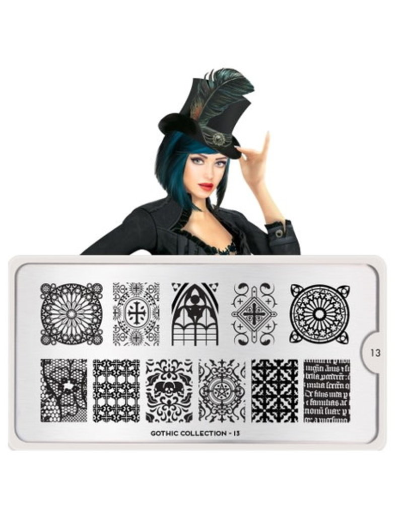 Moyou Gothic Plate Collection 13