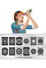 Moyou Kaleidoscope Plate Collection 05