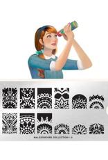 Moyou Kaleidoscope Plate Collection 11