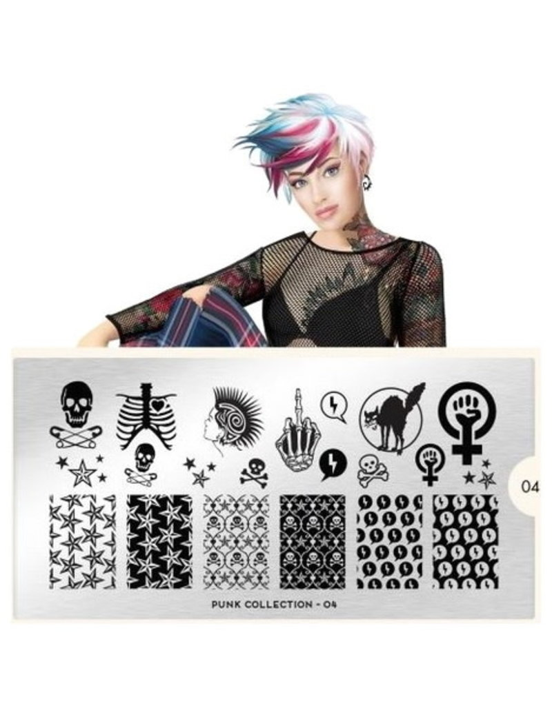 Moyou Punk Plate Collection 04