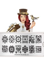 Moyou Steampunk Plate Collection 03
