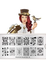 Moyou Steampunk Plate Collection 05