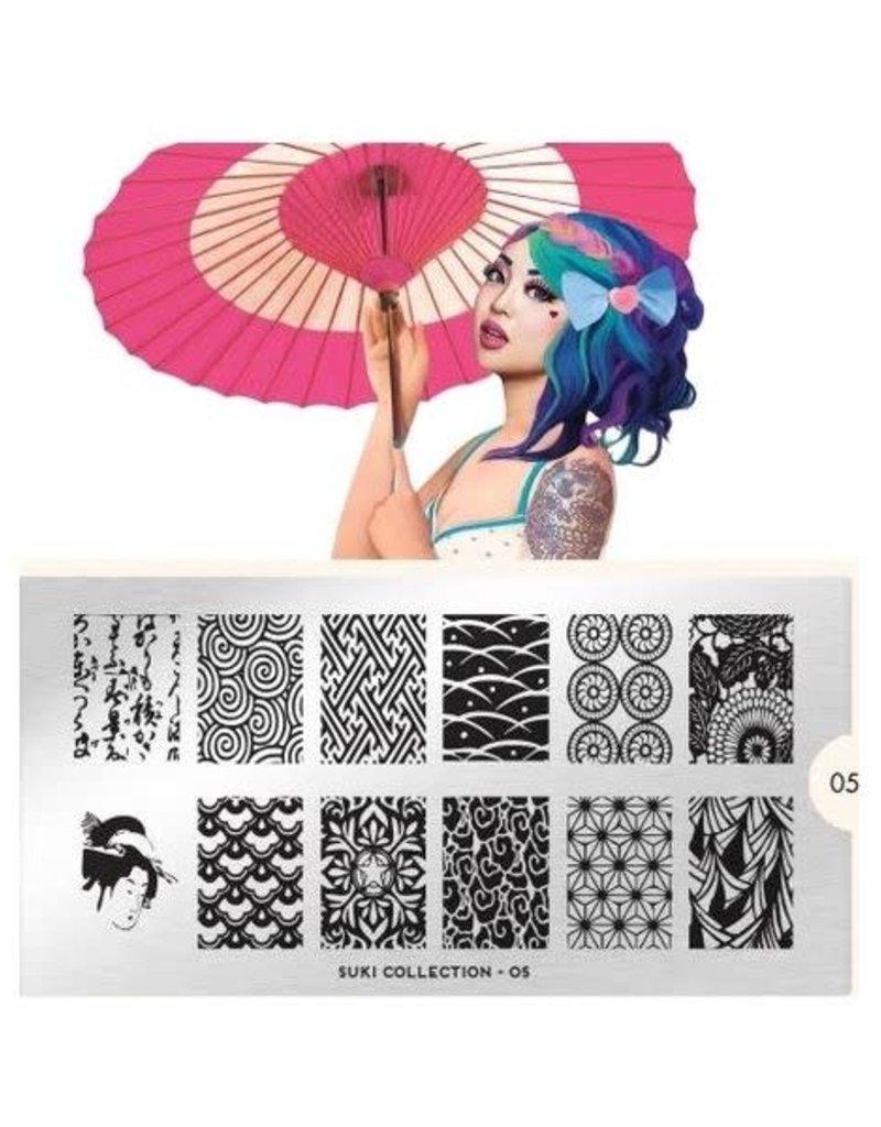 Moyou Suki Plate Collection 05