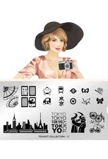 Moyou Tourist Plate Collection 11
