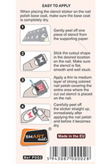 Smart-Nails Sjabloon 10
