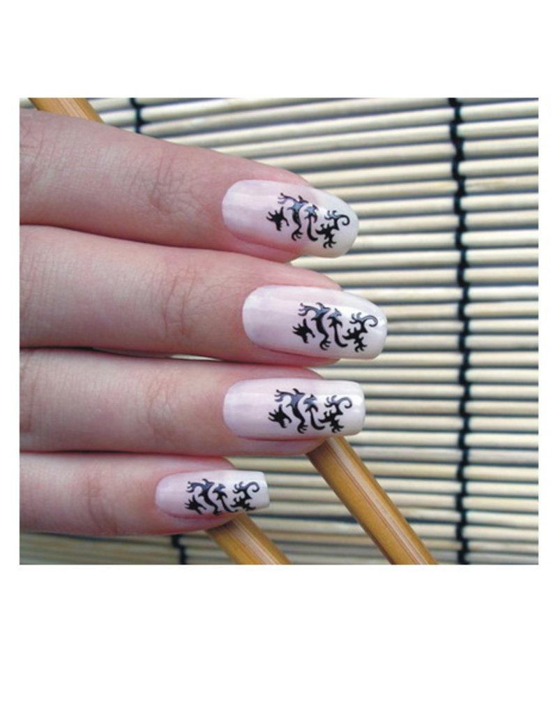 Smart-Nails Sjabloon 43