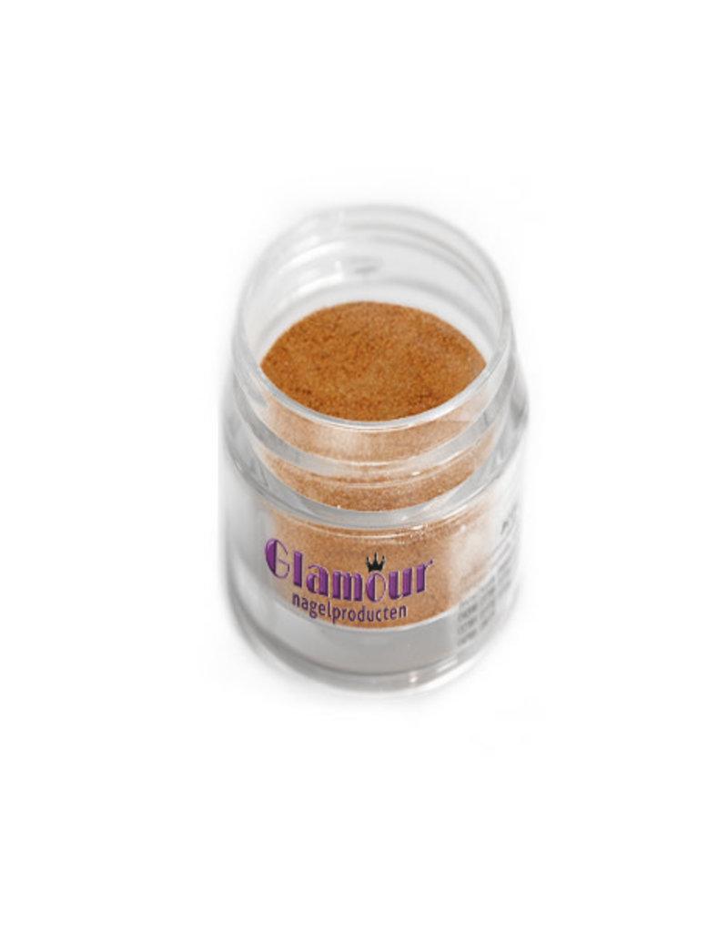 Acrylic Powder Metallic Gold