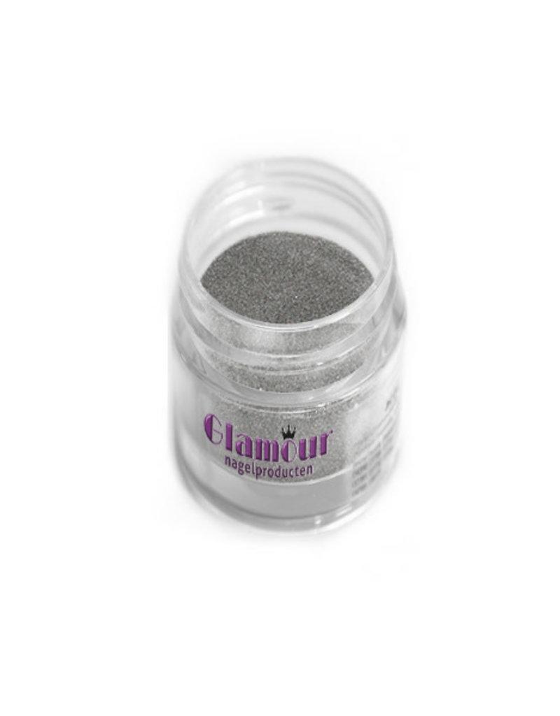 Acrylpoeder Metallic Silver