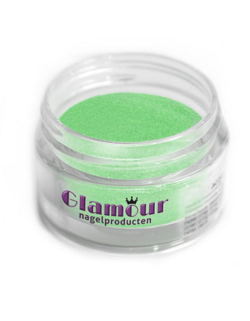 Acrylpoeder Metallic Green