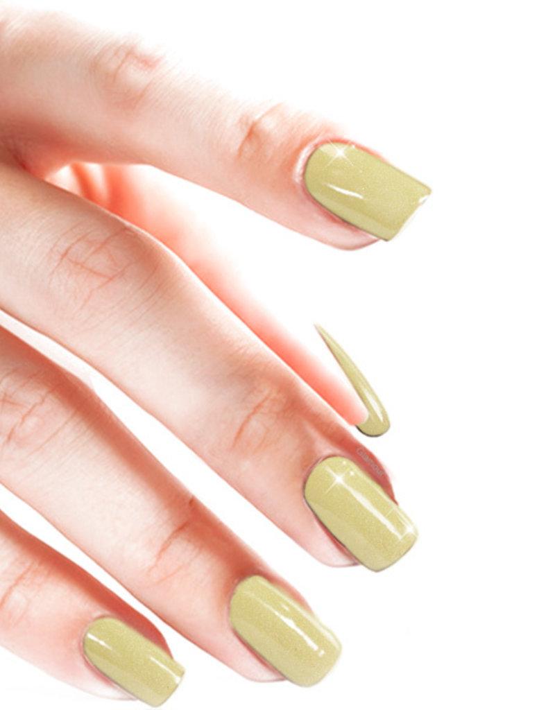 Acrylpoeder Metallic Yellow