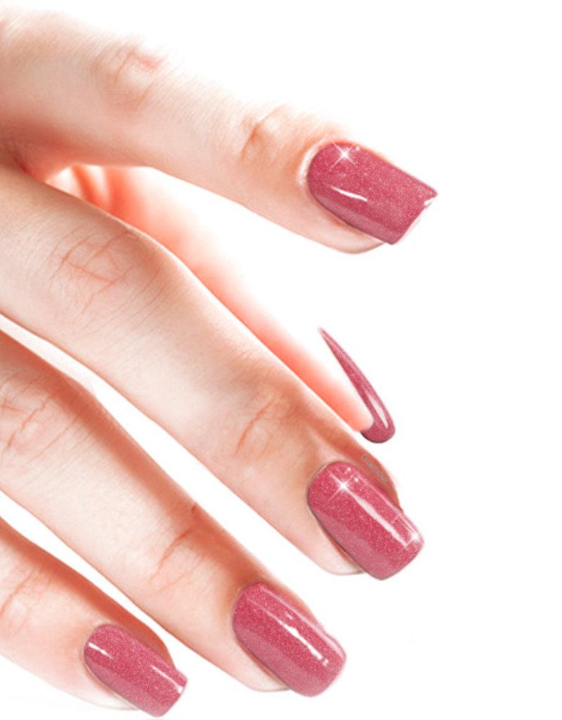 Acrylpoeder Metallic Red
