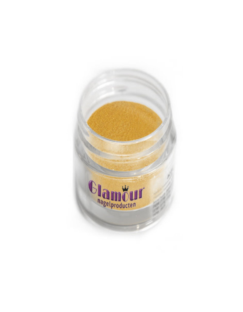 Acrylic Powder Spicy Mustard