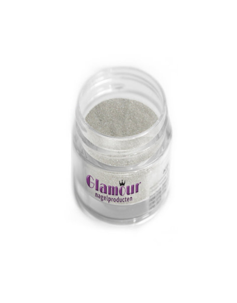 Acrylic Powder Soft Shimmer Almost Ice