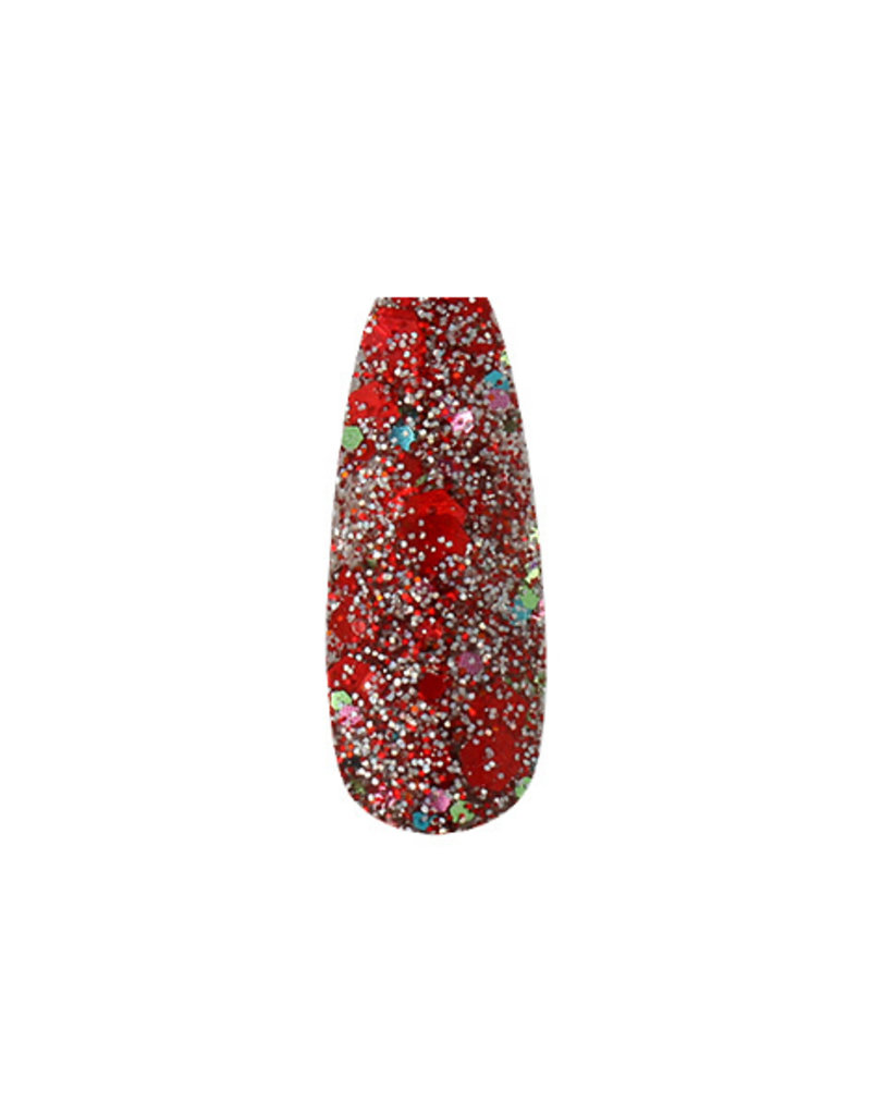 Acrylpoeder Glitter Fruit-Punch