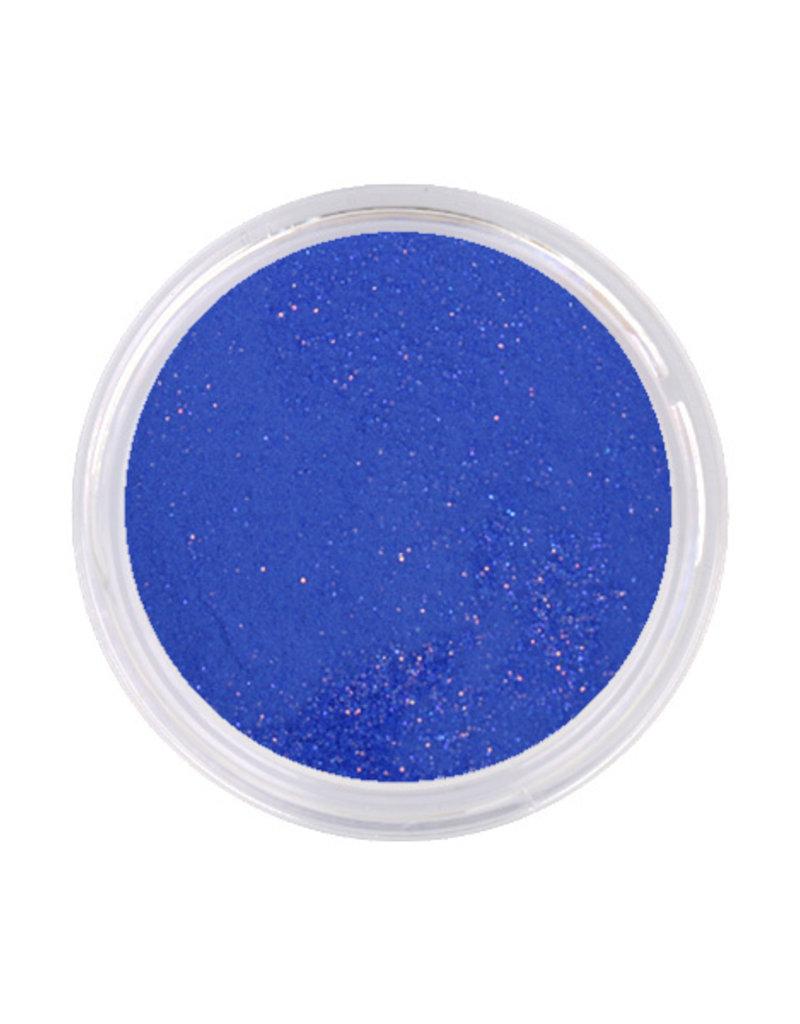 Acrylpoeder Glitter Electric Blue
