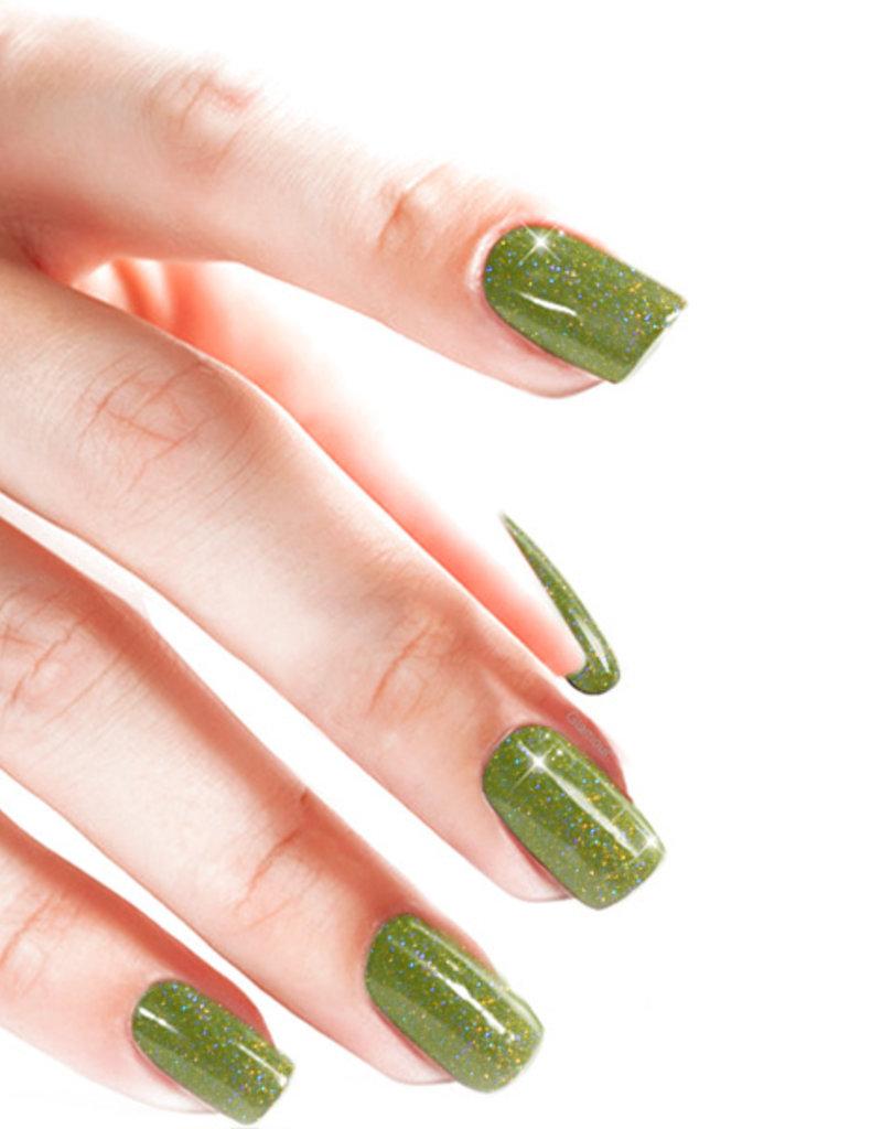 Acrylic Powder Glitter Light Green
