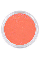 Acrylic Powder Glitter Bright Peach