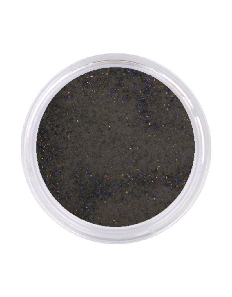 Acrylpoeder Glitter Zwart