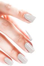 Acrylpoeder Glitter Wit